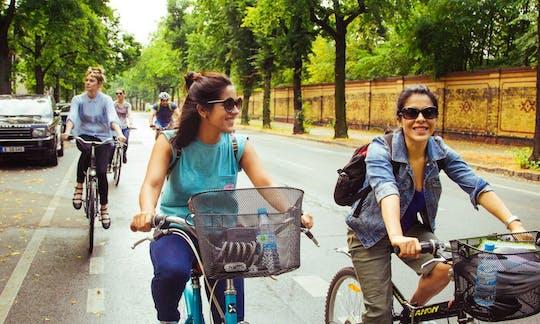 Tour de vélo privé du mur de Berlin avec un guide local