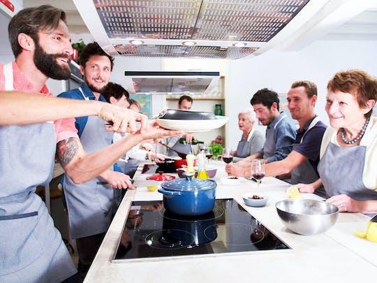Cours de cuisine de cuisine espagnole à Palma de Majorque