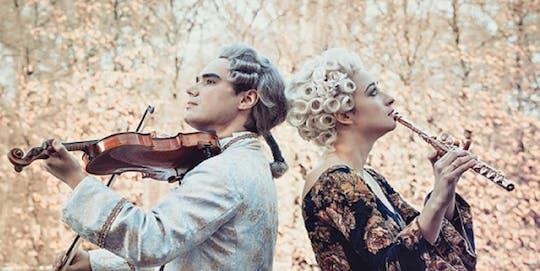 Concert de musique classique au château de Charlottenburg Berlin