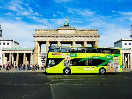 Visite guidée en bus de 24 ou 48 heures à Berlin
